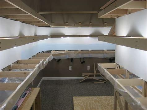 model railroad layout lighting atlas model railroad co deck layout lighting