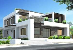 Home Design Exterior App by 3d Modern Exterior House Designs Design A House