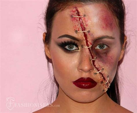 zombie makeup tutorial videos 67 best halloween images on pinterest artistic make up
