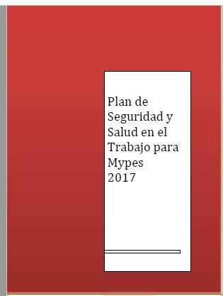 legislacin seguridad y salud en el trabajo www legislaci 243 n laboral peruana 191 como elaborar el plan de