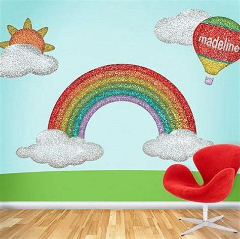 rainbow bedroom decor 18 best images about sunday school ideas on pinterest