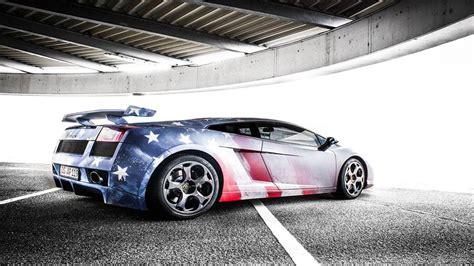 Lamborghini Recruitment Captain America Paint Makes For The Most