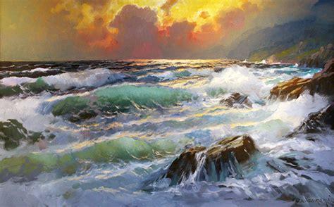 Canvas Without Frame Alex Dzigurski Sr Art For Sale