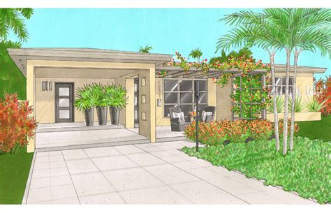 curb appeal florida curb appeal soon to be snowbird s nest