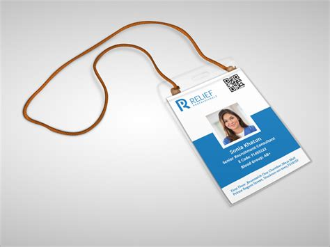 id card design professional how id badges helps to create a professional environment