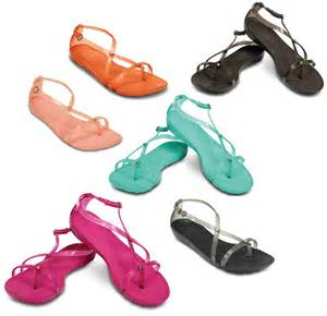 womens crocs really sexi flip strappy lightweight