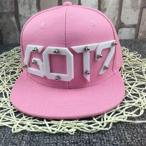 Got7 Snapback got7 hip hop snapback totemo kawaii shop