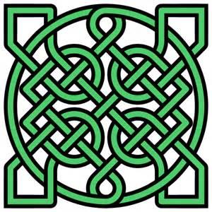 Brief history of celtic knots ferrebeekeeper