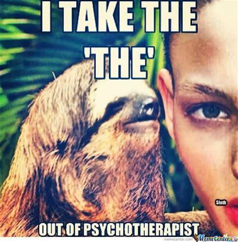 Sloth Meme Whisper - 33 funny whisper sloth meme will make smile on your face