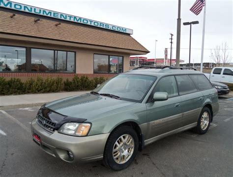 subaru outback 60000 mile service cost 2003 subaru outback 3 0h6 special edtn 05 14 13 heenan