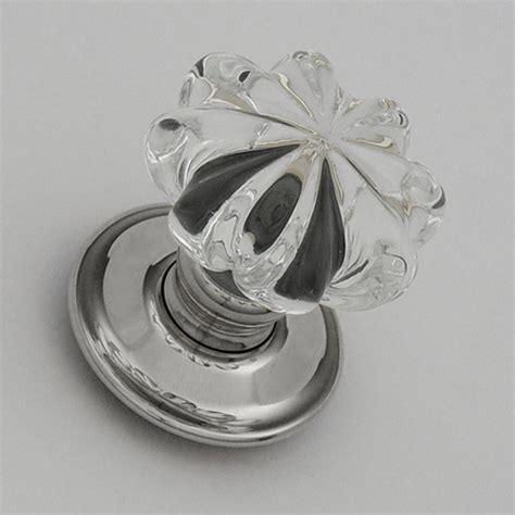 Handmade Glass Door Knobs - clear handmade glass door knobs the period ironmonger