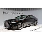 The New 2018 Lexus LS 500h Hybrid V6 Makes V8 Power  Autoblog