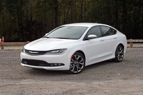 2015 Chrysler 200 S Review by 2015 Chrysler 200 S Driven Picture 577522 Car Review