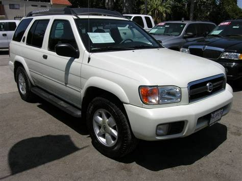 pathfinder nissan 2002 2002 nissan pathfinder photos informations articles
