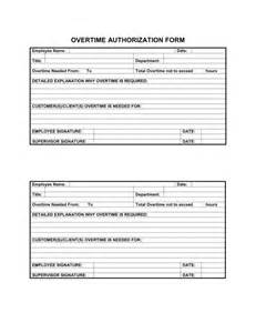 Authorization Letter Lazada overtime authorization form template amp sample form biztree com