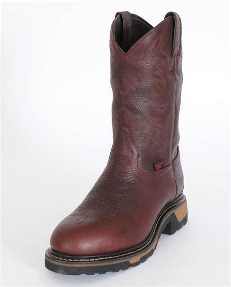 tony lama work boots tony lama 174 s tlx 174 briar pitstop work boots fort brands