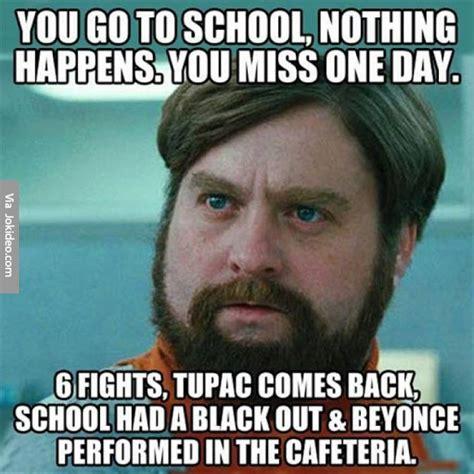 Memes School - you go to school meme
