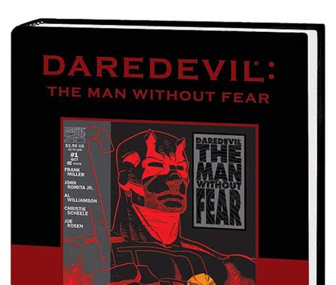 daredevil the man without 0785134794 daredevil the man without fear hardcover daredevil comic books comics marvel com