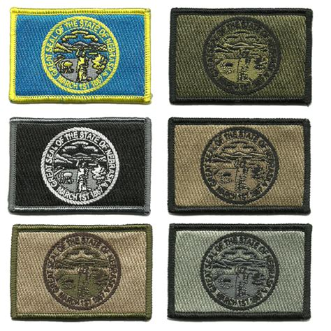 state tactical patches shirts with velcro for patches bennedown