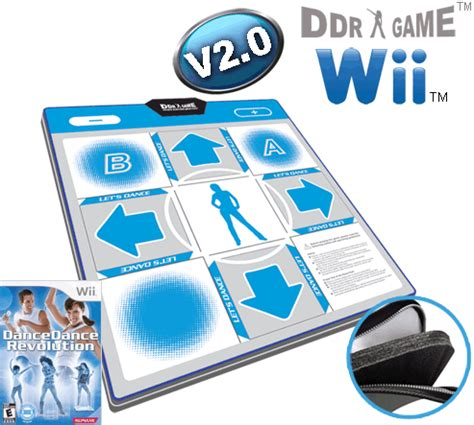 Nintendo Wii Mat by In Stock Now Revolution V2 Deluxe