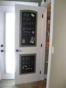 in air chalkboard magnetic pantry door