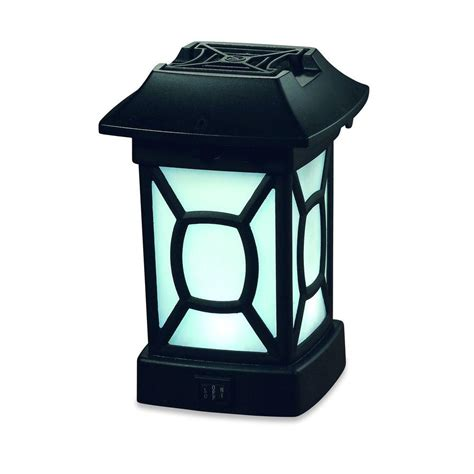 patio mosquito repellent thermacell mosquito repellent patio lantern mr 9w the home depot