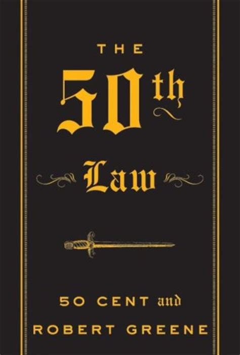 50 cent and robert greene present the 50th law of power drjays com live fashion music
