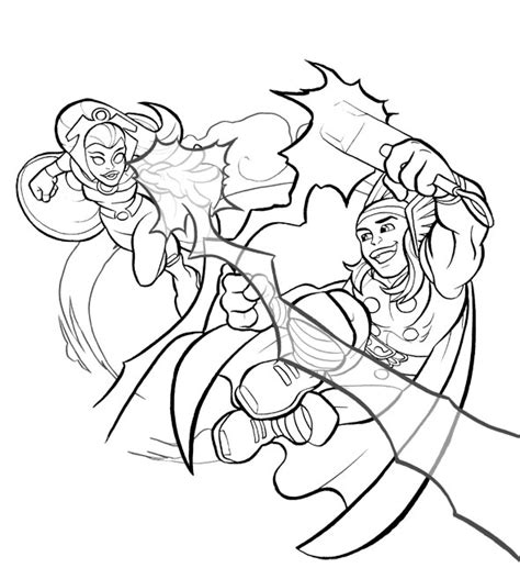 marvel beast coloring pages marvel beast coloring page