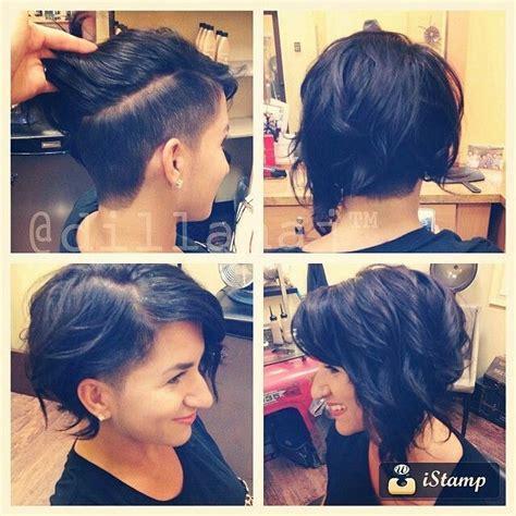 sidecut updo ideas undercut hair ideas pinterest undercut hair style