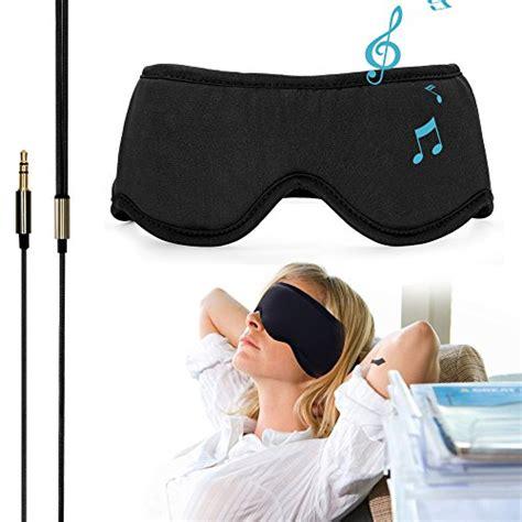 comfortable headphones for sleeping sleepace sleep headphones comfortable washable eye mask