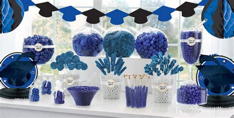 royal blue graduation supplies city
