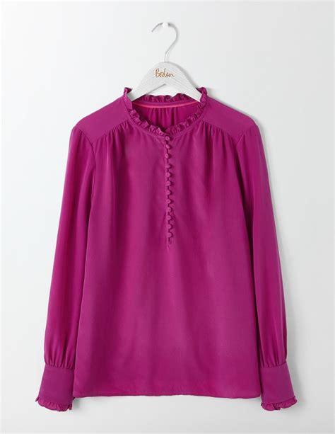 Blouse Age613 ella silk blouse endource