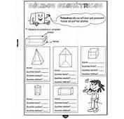 Compartilhar E Educar Atividades S&243lidos Geom&233tricos