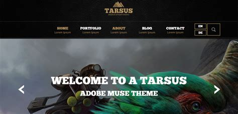 muse templates 48 best adobe muse templates weelii