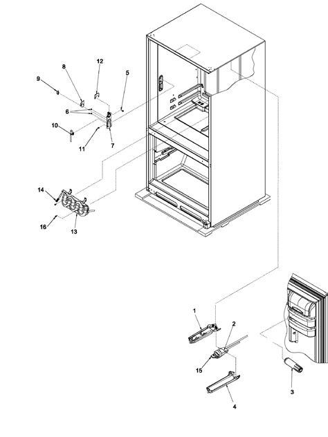 Water Dispenser Quit Working On Refrigerator water dispenser of kenmore elite refrigerator not working