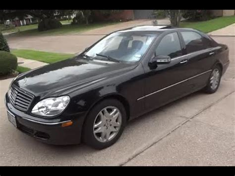 Mercedes S430 by 2003 Mercedes S430 Review