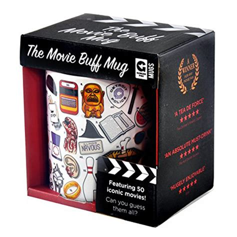 film buff quiz the ultimate movie buff quiz mug ginger fox yellow octopus