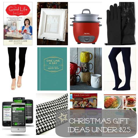 25 gift ideas christmas gift ideas under 25 for the ladies momadvice