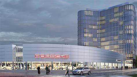 Porsche Niederlassung by 20 Millionen Euro F 252 R Neue Porsche Niederlassung Autohaus De