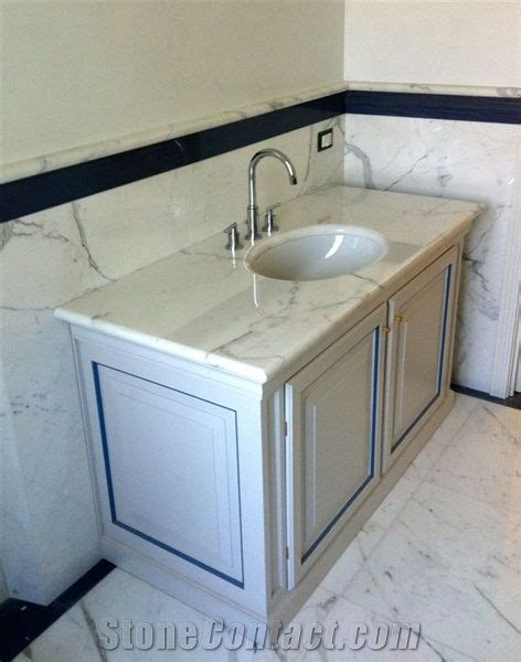 Bathroom Vanity With Marble Top by White Bathroom Vanities With Marble Tops