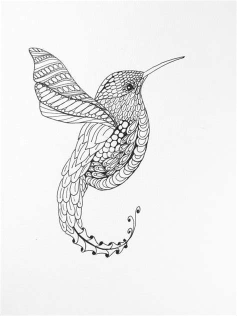 1000 images about zentangle animals dibujos 1000 ideas about hummingbird drawing on pinterest