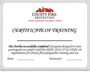 Extinguisher Certificate Template by 28 Extinguisher Certificate Template Free