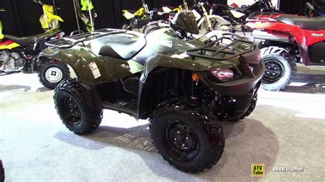 Suzuki 500 Atv 2015 Suzuki Kingquad 500 Axi Recreational Atv At 2014 St