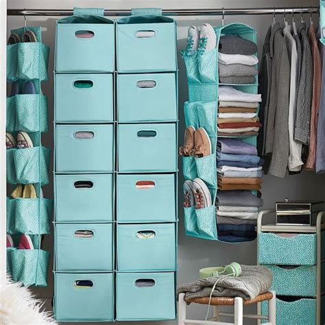 storage organizers for closets 25 best ideas about hanging closet organizer on