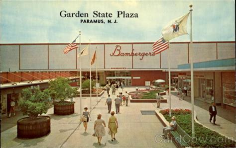 Garden State Garden Mall Garden State Plaza Routes 4 And 17 Paramus Nj