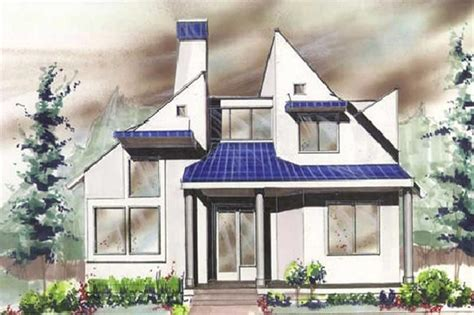 The Plan Collection Modern House Plans by Beautiful The Plan Collection Modern House Plans New