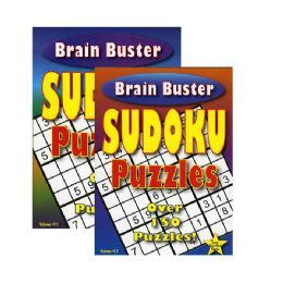brain sherlock puzzles books 96 units of brain teaser sudoku puzzle book at