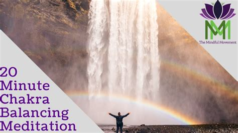 Healing Mediations For Detox by 20 Minute Chakra Balancing Cleansing And Healing