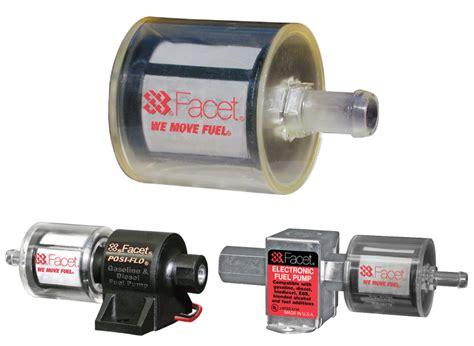 motor components develops clear screw  fuel filters  facetpurolator fuel pumps