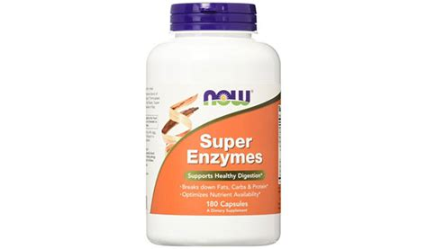 foods super enzymes  capsules